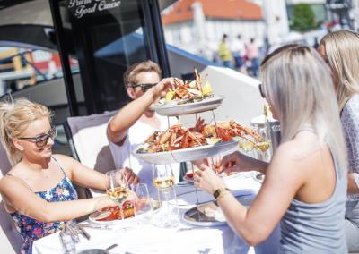 Food PrivateCruise Stavanger 1 Skalldyr