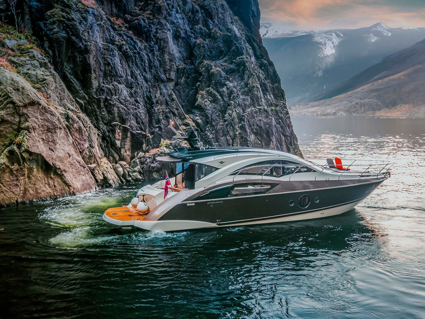 Private cruise stavanger gallery front 9