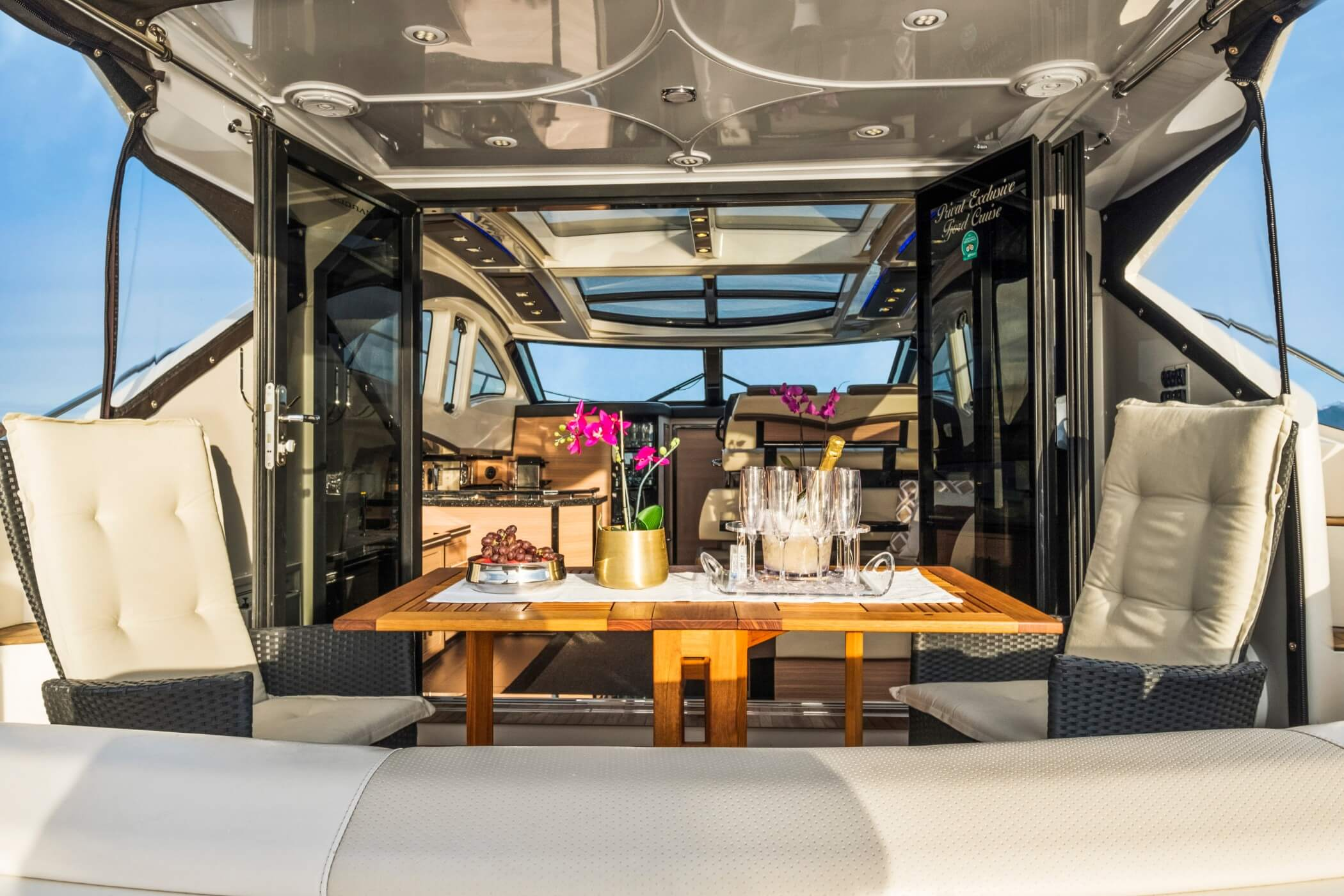 The boat PrivateCruise Stavanger 8
