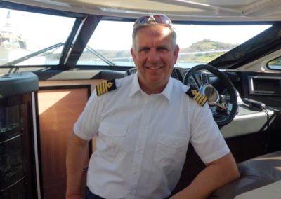 The captain PrivateCruise Stavanger 7