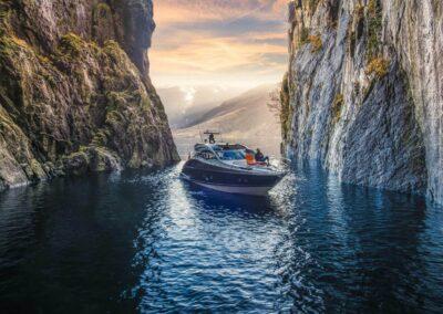 Fantahålå med Private Cruise