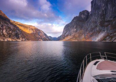 Lysefjorden utsikt med Private Cruise