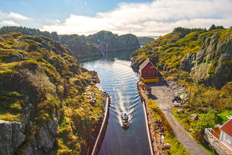 3-5 day cruise stavanger bergen private cruise select