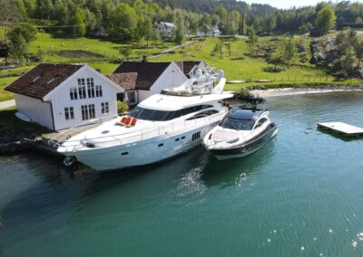 Barolo III & Marquis Yachts for Private Cruise in Vika Gård